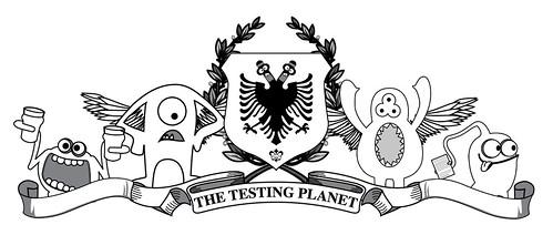Testing Planet Emblem