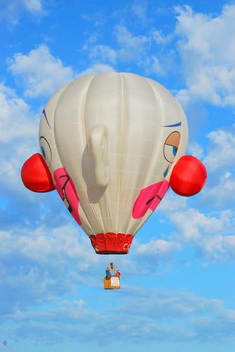 Creepy Clown Balloon