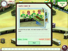 Amelie's Café: Summer Time game screenshot