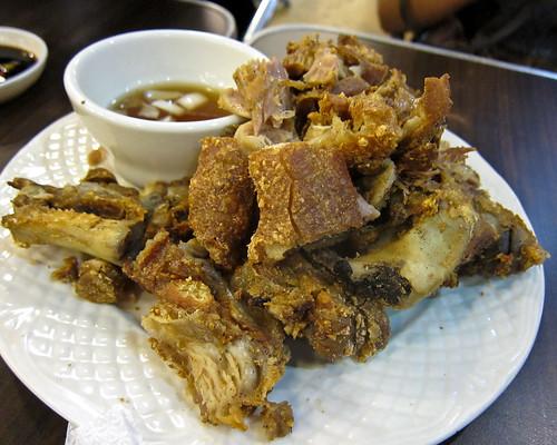 Crispy Pata at Fiesta Kapampangan
