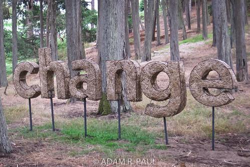 Change