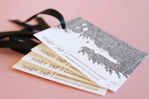 Mary Tap-Product Tags
