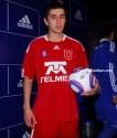 Universidad de Chile adidas 2010/11 Jerseys / Camisetas