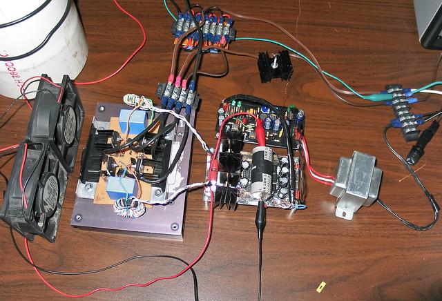 Drive electronics