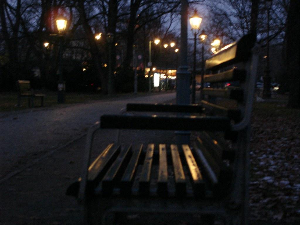 Im Lichtschein