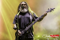 Tom Araya - SLAYER @HELLFEST 2017