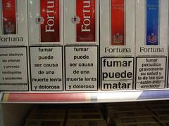 Fumar puede ser causa de una muerte lenta y do...