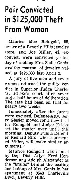 Al turns state's witness-Nov. 6, 1947
