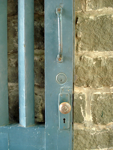 Fort San Domingo doorknob