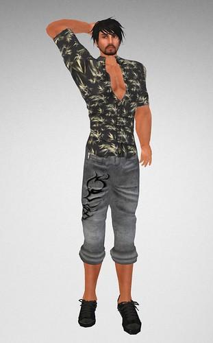 RBZ Design Tropical shirt