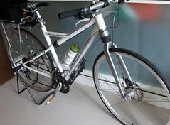 2009 Bike Day White Large Giant LTD - 700c Com...