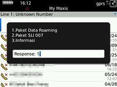 Telkomsel Paket Data Roaming