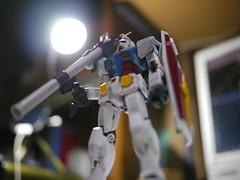 144/1 RG RX-78-2 GUNDAM マーキングなし