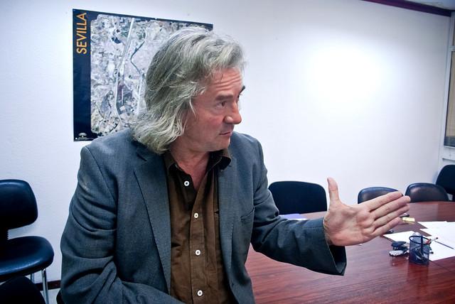Ángel Monge, director de OTAINSA.