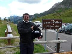 Passo Valles (2.032 m)