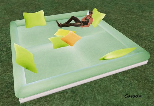 CC Decor Conversation Couch  FF gift