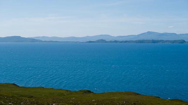 North Skye from Applecross Peninsula