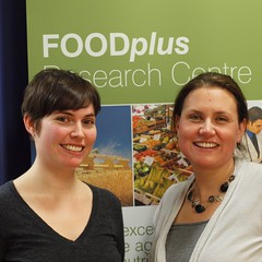 Dr Tanya Little and Dr Natalie Luscombe