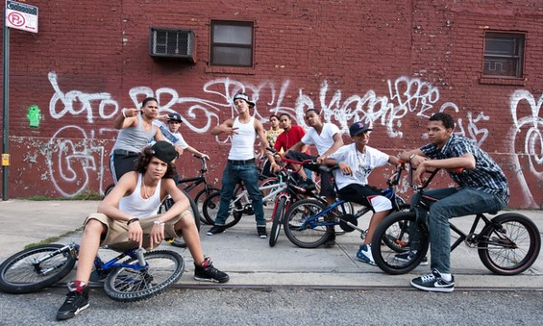 Bushwick Bike kids