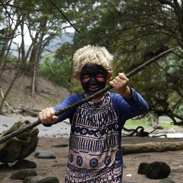 Menehune Warrior