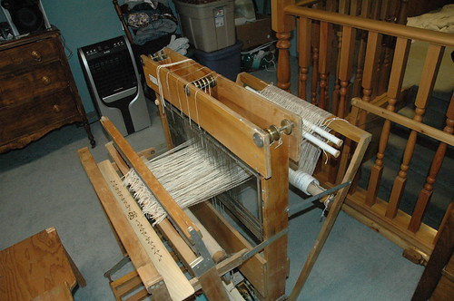 weaving loom 037