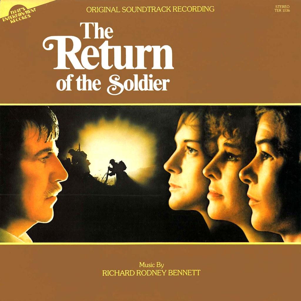 Richard Rodney Bennett - The Return  of the Soldier