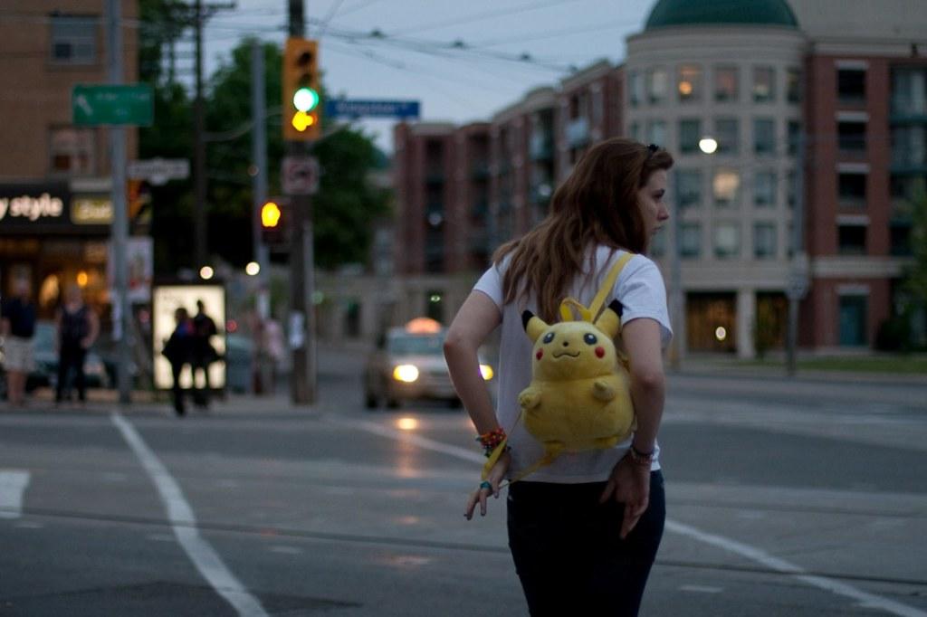 Pikachu pack