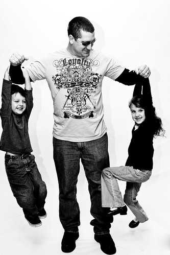 hanging kids