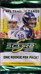 2010 Score pack