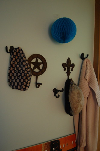 our new coat rack!