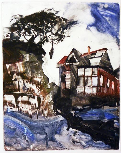 Dream Study-Abandoned House 2