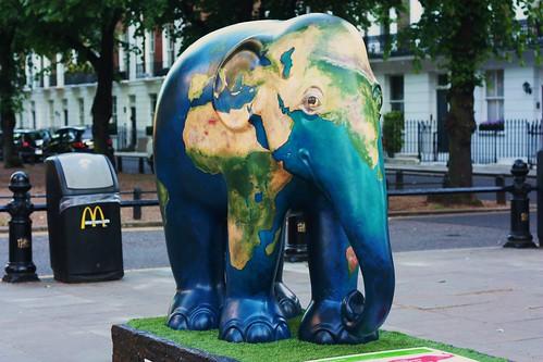 Gaia Elephant