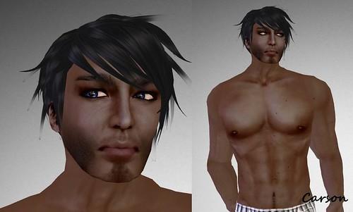 CStar Mr August Dark