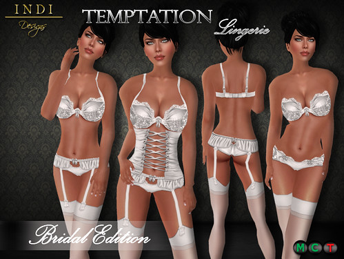 Temptation (Bridal Edition)