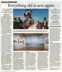 Boston Globe / Refresh Review