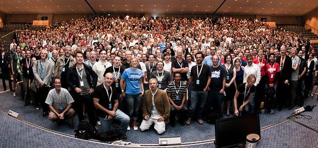 DrupalCon Copenhagen 2010 participants