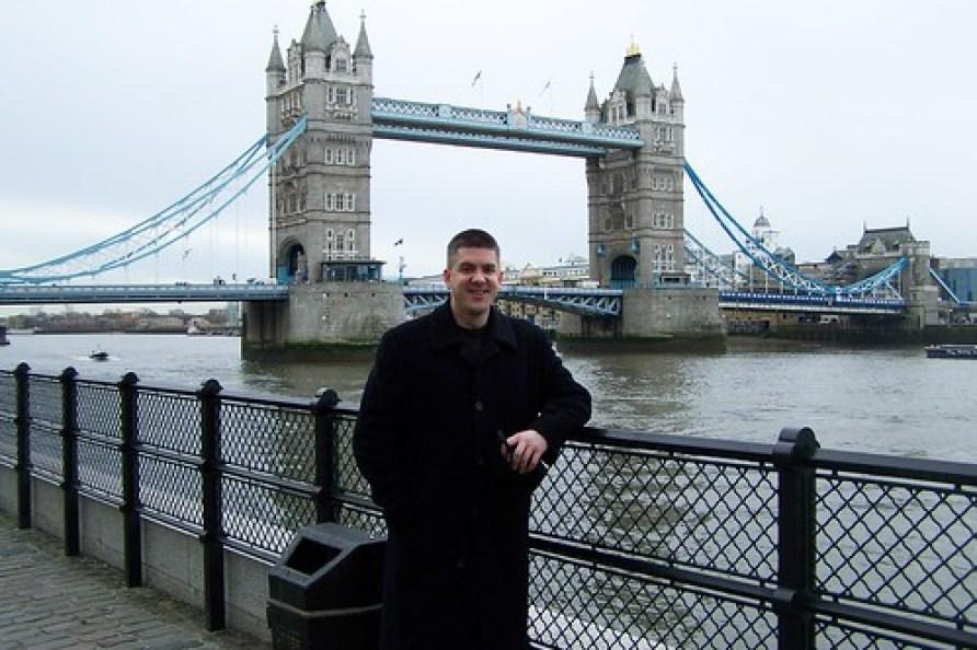 Touristy London Shot