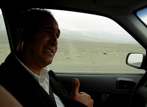 Hitching to Huaraz