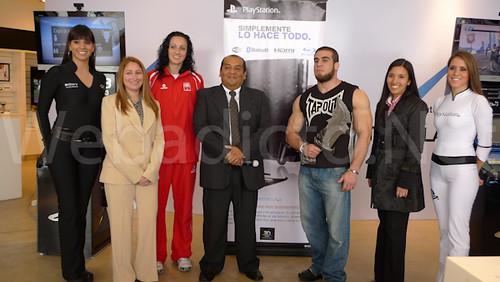 Foto grupal del evento