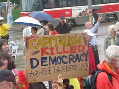 Capitalism killed democracy