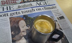 Gillard vs Coffee