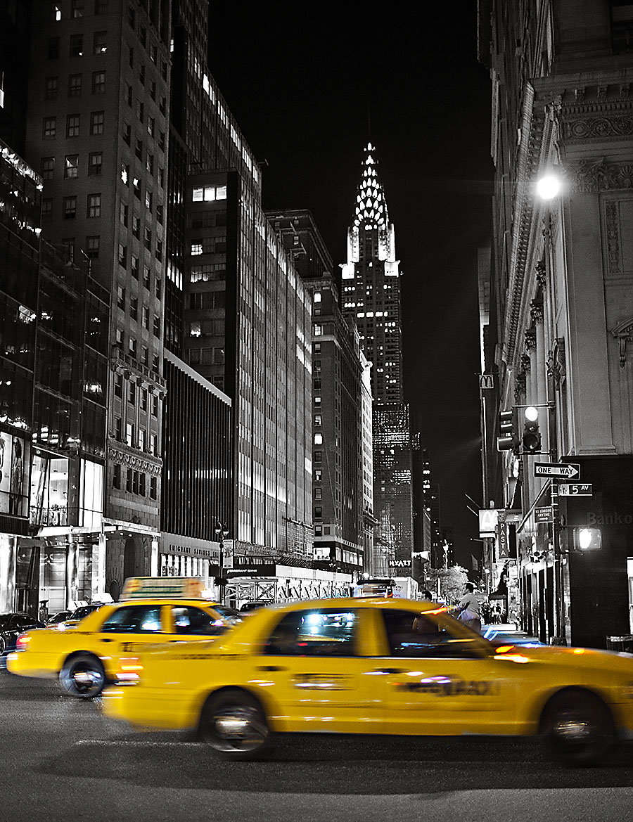 New York - Chrysler building