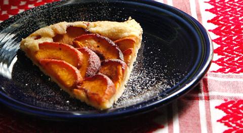 slice of tart