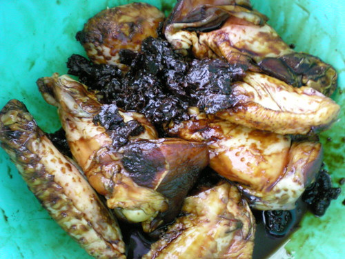 STP's masak hitam - ingredients 3