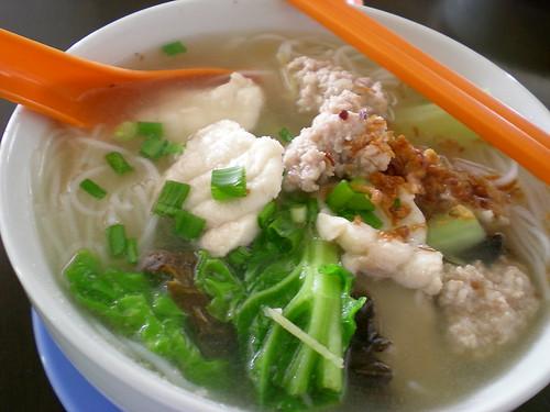 Kong Ma Ma clear soup mihun
