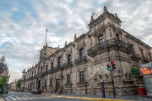 Palacio de gobierno guadalajara jalisco mexico raul for El mural guadalajara