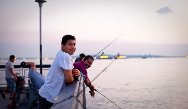 Red Hook fishing