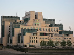 British Secret Intelligence Service HQ