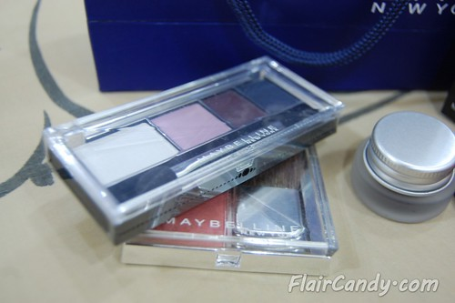 Meg Party and Maybelline Makeup 02