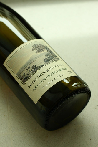 Pipers Brook Vineyard, Gewurtztraminer 2004